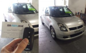 2006 SUZUKI SWIFT,Add used smart key , system & ,Transpoder