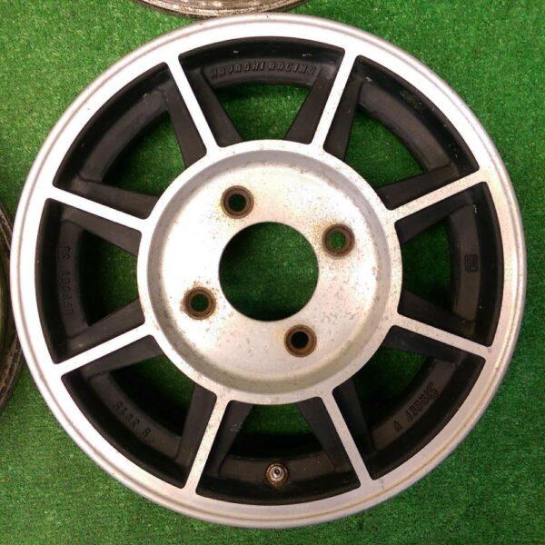 HAYASHI RACING 15x5j +34 4x130 CB:89 x4 for VW Beetle , Bug ,  karmann ghia