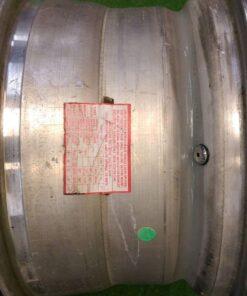 CENTERLINE CHAMP 500 3 piece 16x9j +50 5x120.65 ( 5x4.75 )CB:82
