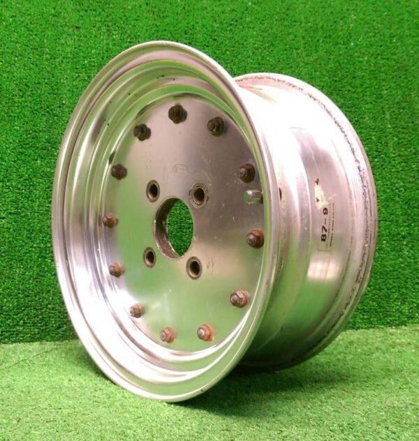 SSR SPEED STAR MK-1 3 piece 12x5j +13 4x101.6  CB:63 x4 Classic Mini / Midget