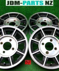 HAYASHI RACING STREET V 15x5j +34 4x130 CB:83 x4