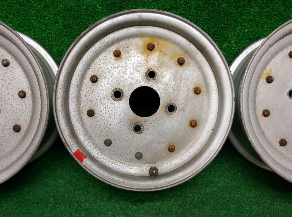 SSR SPEED STAR MK-1 / 3 Piece 14x5.5j +21 4x130 CB:73 x4 for VW Bug