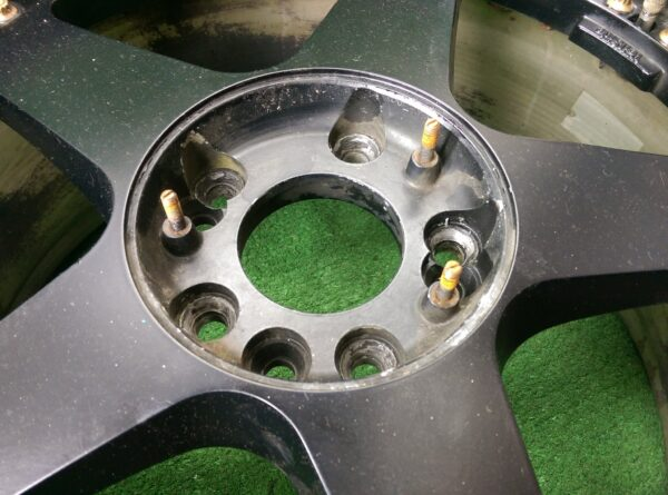 VEILSIDE Andrew Racing V  3 piece 18x9.5j +28 / 10j +48 5x114.3 CB:73 x4