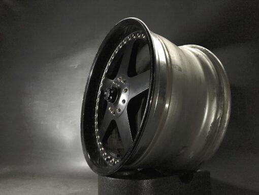 VEILSIDE Andrew Racing V  3 piece 18x9.5j +28 / 10j +48 5x114.3 CB:73 x4» JDM-PARTS.co.nz