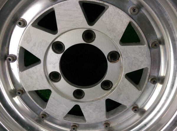 ENKEI  APACHE-8 / ENKEI COMPE AP-8  3 Piece 15x7j +0 6x139.7 CB:108 x4