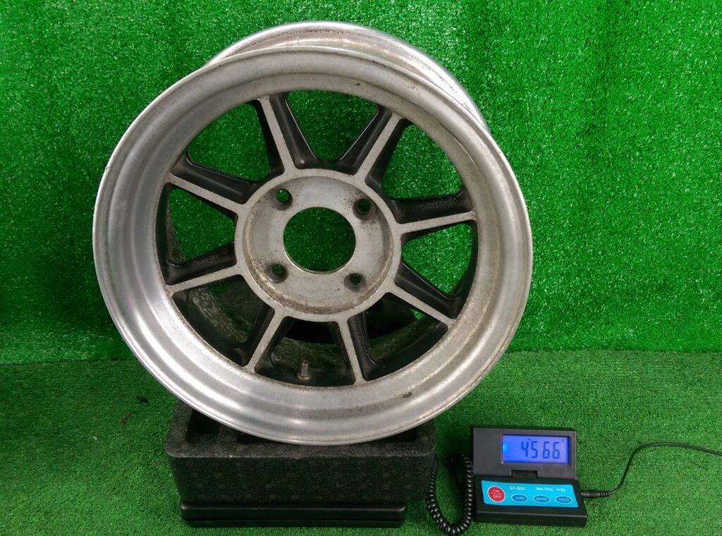 HAYASHI RACING STREET R-86 Light Weight 4.5Kg 14x6j +0 4x114.3 CB:73 x2