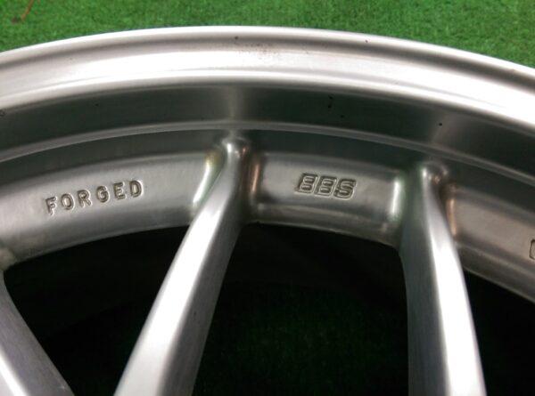 BBS RG-R RG714H FORGED Lightweight 7.9Kg 17x7.5j +48 5x100 CB:55.6 x4