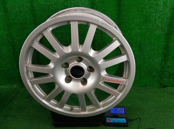 CROMODORA RACE 2000F FULL FORGED Light weight 8.5Kg 17x7j +38 5x114.3 CB:73 x4