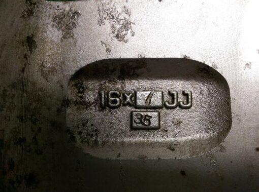 WEDS SPORT RS-5 SUPER STREET 16x7j +35 4x100 / 4x114.3 CB:73 x4» JDM-PARTS.co.nz