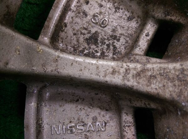 NISSAN SKYLINE R31 FACTORY 15x6j +30 4x114.3 CB:66 x4