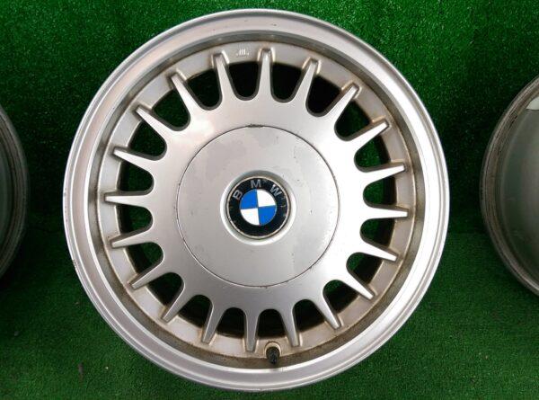 BMW Style 2 E34 FACTORY Alloy 15x7j +20 5x120 CB:72 x4