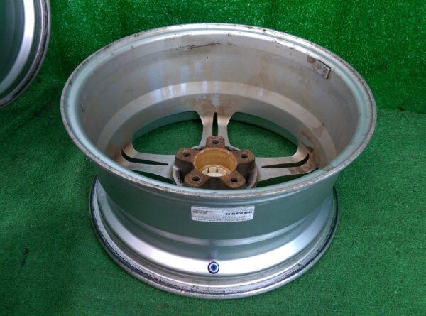 8.1kg SSR INTEGRAL GT1 Semi Forged 17x8j / 9j +45 5x114.3 CB:73 x4