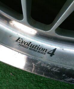 RAYS VOLK  EVOLUTION 4 FORGED Lightweight  8.3Kg 18x9j +40 5x114.3 CB:73 x2