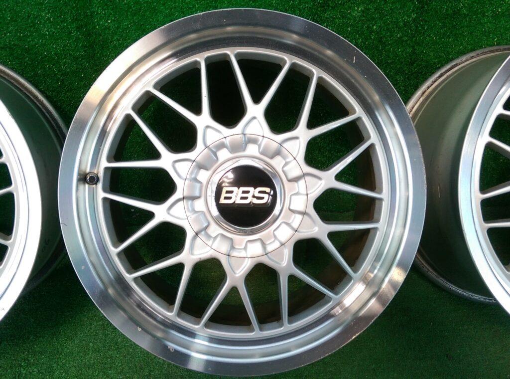 BBS RG RG-ll  FORGED Lightweight 8.5kg 9.0kg 17x8j +45 / 9j +40 5x114.3 CB:60 x4