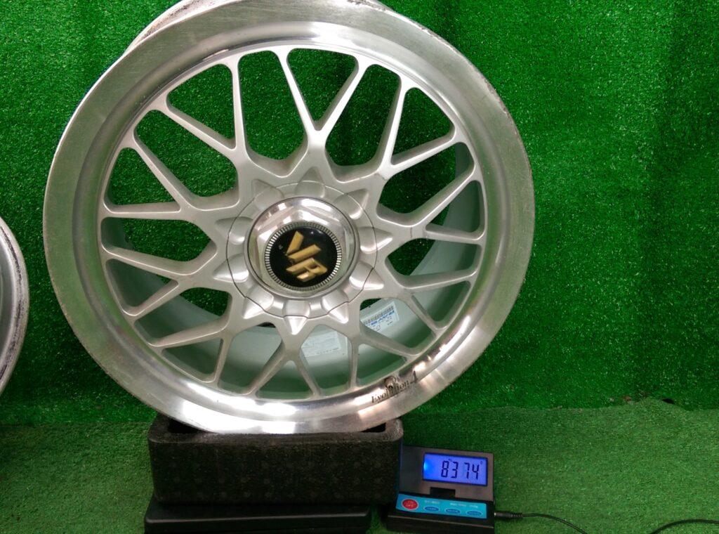 RAYS VOLK RACING EVO-4 FORGED 8.3/8.6Kg 17x8j +45 / 9j +45 4x / 5x114.3 CB:73 x4