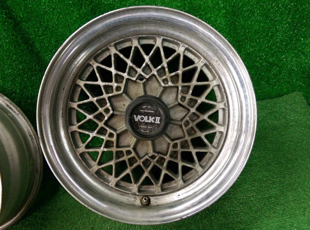 RAYS VOLK Racing VOLK-II / Volk 2 MESH  14x6j +17 4x114.3 CB:73 x4» JDM-PARTS.co.nz
