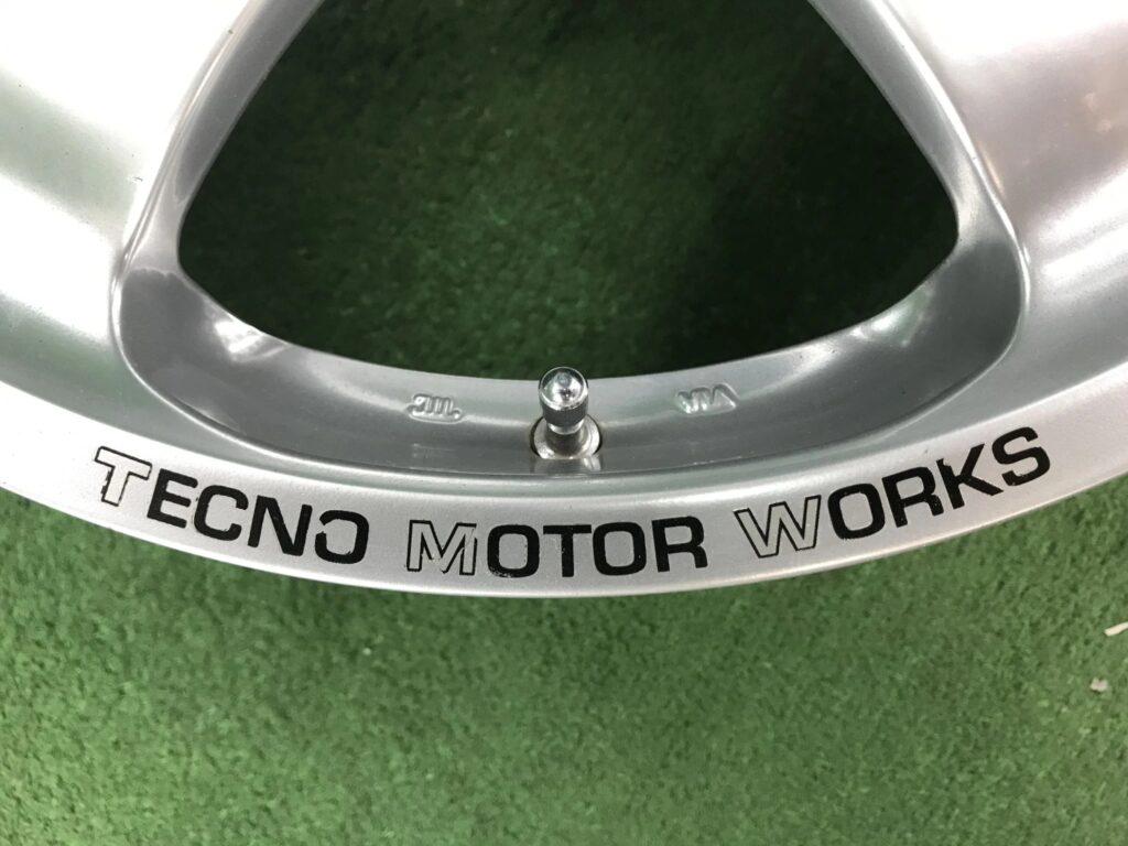 ENKEI TECNO MOTOR WORKS / TMW SCUDERIA 18x7.5j +41 4x114.3 CB:70 x4
