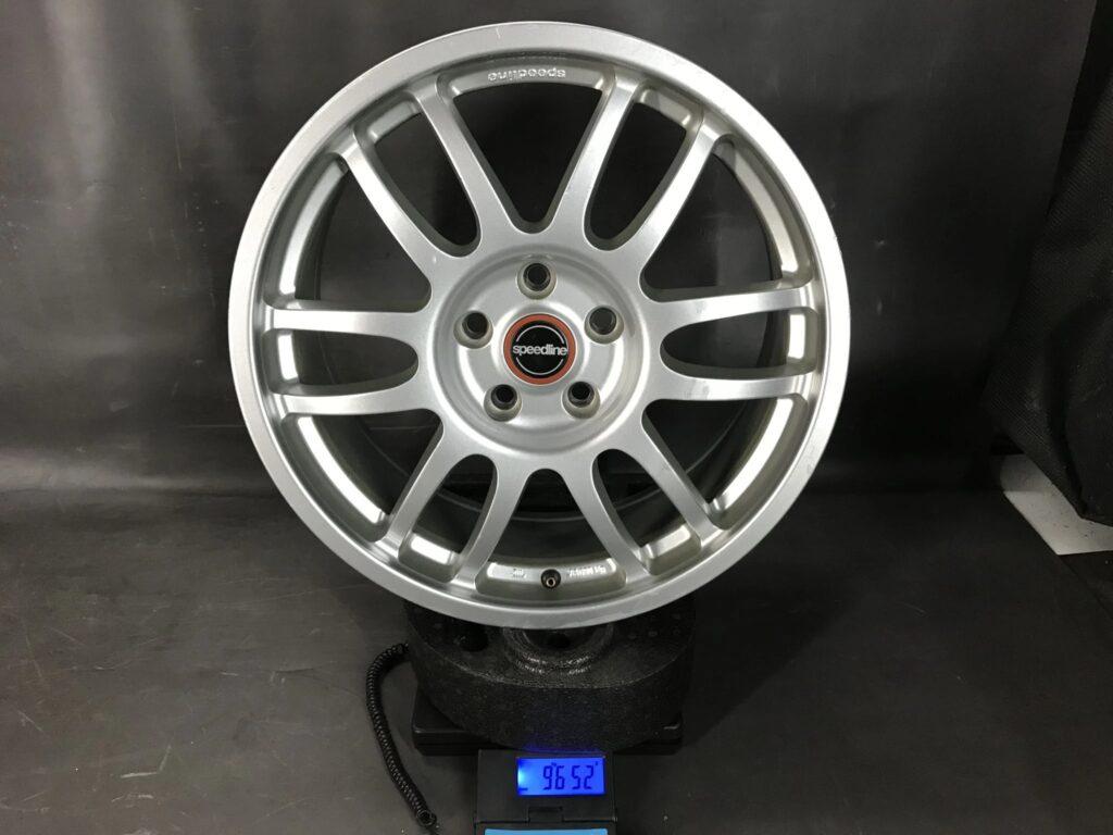 SPEEDLINE ITALY CORSE GT-1R Light Weight 9.5kg 18x7.5j +48 5x114.3 CB:73 x4