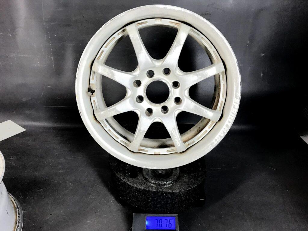 TAKECHI PROJECT SPRINT HART TUNER 15x6.5j +43 4x100 / 4x114.3  CB:73 x4