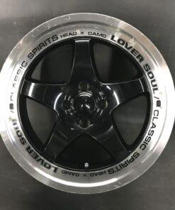 HERD x DAMD CARVING LOVER SOUL CLASSIC SPIRITS 17x7j +25 4x100 CB:73 x4