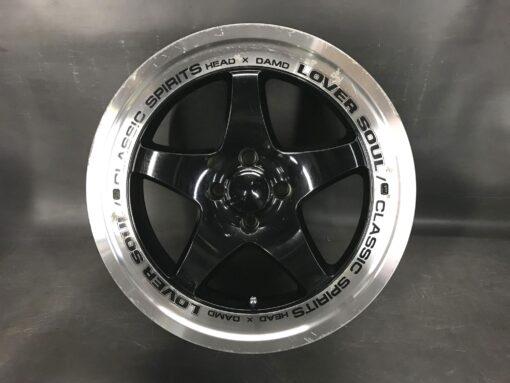 HERD x DAMD CARVING LOVER SOUL CLASSIC SPIRITS 17x7j +25 4x100 CB:73 x4» JDM-PARTS.co.nz