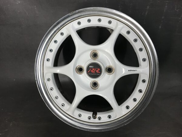 YOKOHAMA ADVAN RACING ARS RR 3 piece Light weight 5.3Kg 14x6j +38 4x100 CB:63 x4