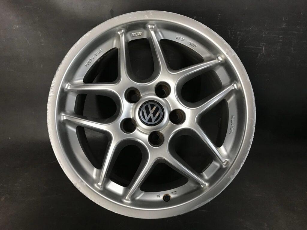 BBS VZ027 VW  FACTORY 16x7.5j +37 5x112 CB:57