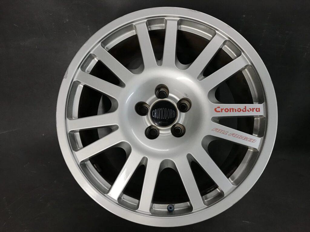 CROMODORA RACE 2000F FULL FORGED 17×8j +36 5x100 CB:67 x4