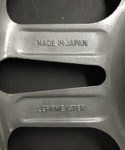 RIVERSIDE Lehrmeister Twin spoke  3 piece 18x8j +44 / 18x9j +42 5x114.3 CB:73 x4