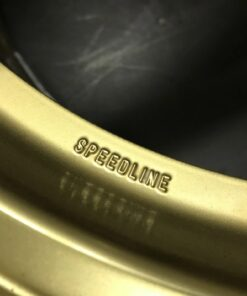 Speedline ITALY CORSE ULARE  17x7j +48 5x100 CB:56 x4