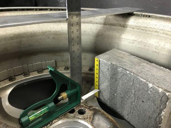 Deep!! VEILSIDE ANDREW RACING DISH 3 piece 18x9j +9 / 18x10j +9 5x114.3 CB:74 x4