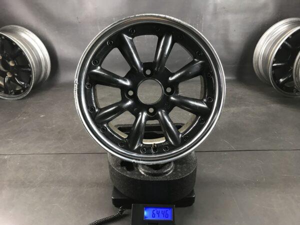 WATANABE SPEEDSTAR RS-8 / R-S EIGHT 3 piece 15x6.5j +34 4x114.3 CB:74 x4
