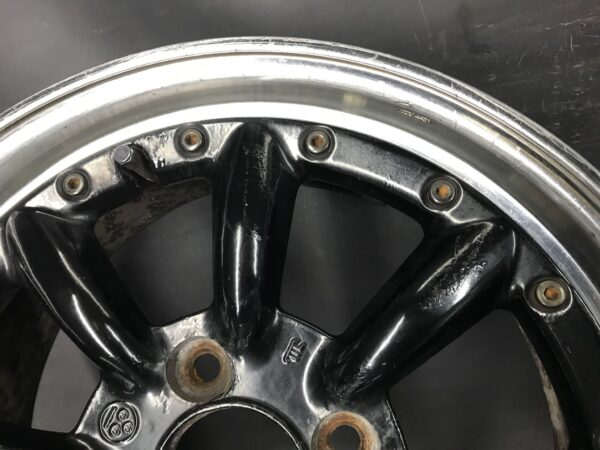 WATANABE SPEEDSTAR RS-8 RS8 3 piece 16x7j / 16x8j +38 4x114.3 CB:74 x4