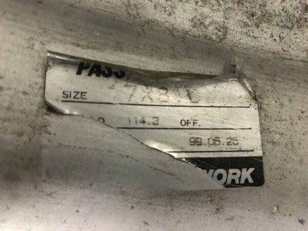 WORK VS XX MESH 3 piece 17×8j +22 / 17x9j +33 4x114.3 CB:73 x4