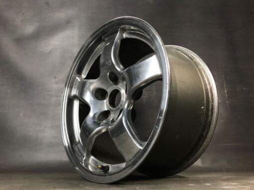 SKYLINE GT-R BNR32 R32 FORGED Polished 16x8j +30 5x114.3 CB:67 x4» JDM-PARTS.co.nz