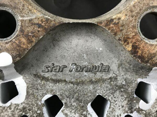 SSR SPEED STAR FORMULA MESH B Type 3 piece 15x6.5j +17 4x114.3 CB:73 x4