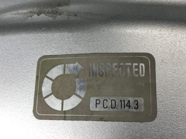 ASSO JAPAN R-701 JDM  15x7j +30 4x114.3 CB:74 x4