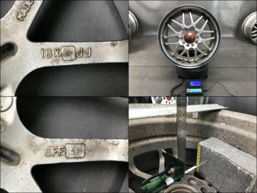 CRIMSON RACING SPARCO NS2 16x7j +35 / 16x8j +38 5x114.3 CB:73 x4» JDM-PARTS.co.nz