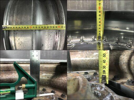 SSR SPIEL RIDE 3 piece Deep dish 15x8j -27 Negative 6x139.7 CB:110 x4» JDM-PARTS.co.nz