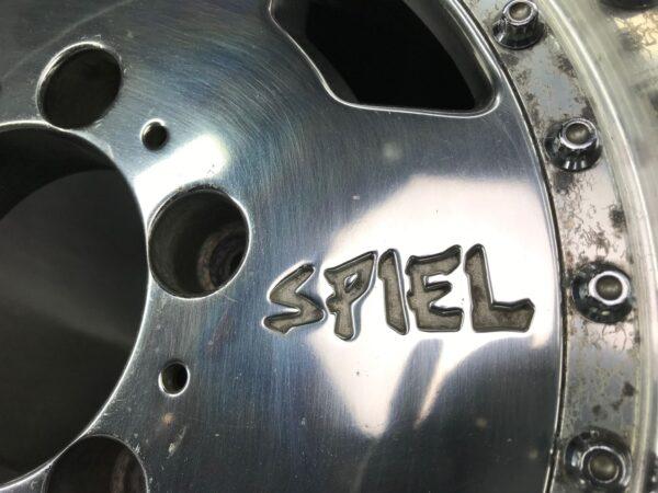 SSR SPIEL RIDE 3 piece Deep dish 15x8j -27 Negative 6x139.7 CB:110 x4