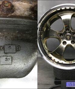 ENKEI ABC-EXCLUSIVE 3 piece 18x9j +32 / 18x10j +25 5x114.3 CB:72 x4