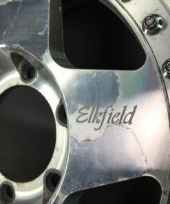 WORK ELKFIELD 3 piece 17x7.5j +28 6x139.7 CB:112 x4