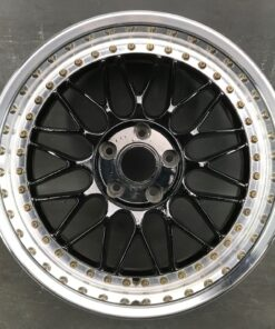 HOTSTUFF STICH Mesh Wheel 3 piece 17x8j +8 5x114.3 CB:73 x2