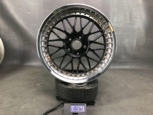 HOTSTUFF STICH Mesh Wheel 3 piece 17x8j +8 5x114.3 CB:73 x2» JDM-PARTS.co.nz