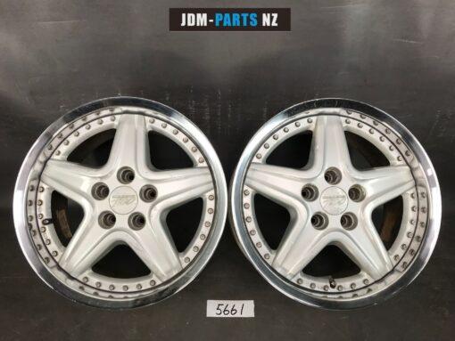 AUTOSTRADA MODENA TWO 3 piece 17x9j +39 5x114.3 CB:60 x2» JDM-PARTS.co.nz