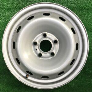 Non-Alloy steel wheels 16x6j +50 5x114.3 CB:66 x1