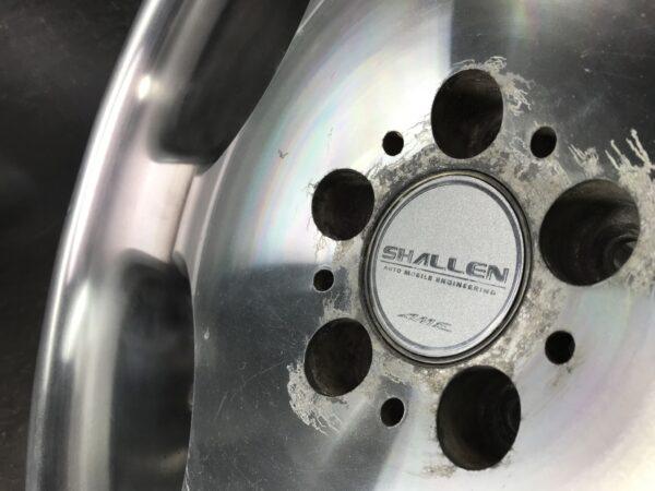 ENKEI AME SHALLEN LX 2 piece 19×8.5j +29 / 19×9.5j +38 5x114.3 CB:73 x4