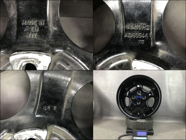 ARTEC RH CUP WHEEL 5-spoke 15x8j +45 4x100 CB:64 x4