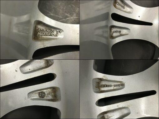 MANARAY SPORT EURODESIGN 16x7j +35 4x100 CB:67 x4» JDM-PARTS.co.nz