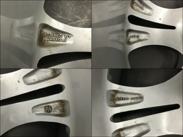 MANARAY SPORT EURODESIGN 16x7j +35 4x100 CB:67 x4